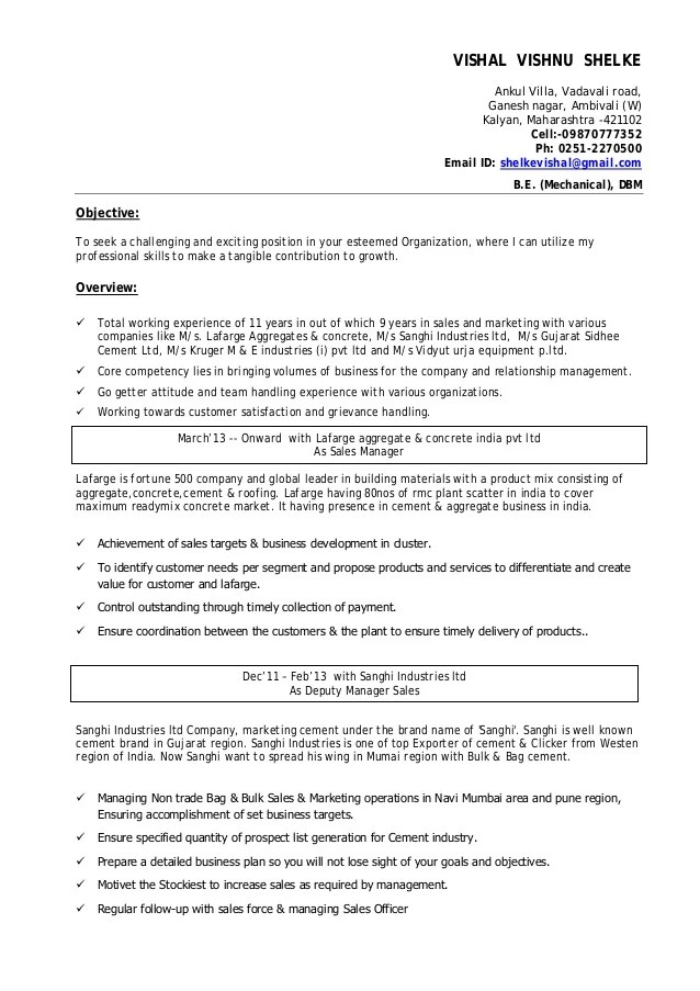 construction sales resume - Onwebioinnovate