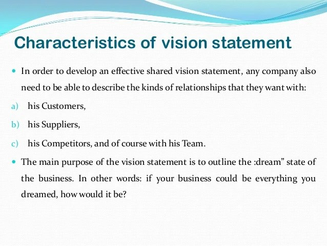 Pasta Italian Restaurant Business Plan Sample Market Vision And Mission Of Companies
