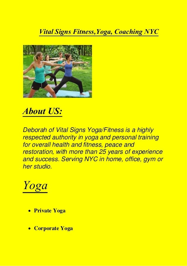 mettre yoga dans cv