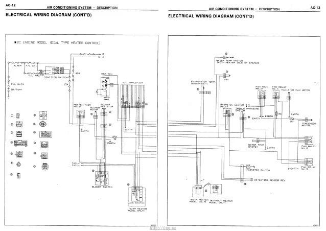 spacekap wiring