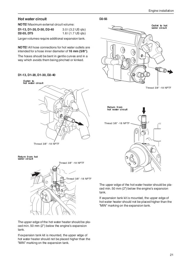 volvo penta d2 55 wiring diagram