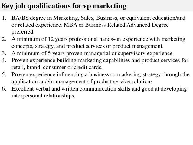 job descriptions for marketing manager