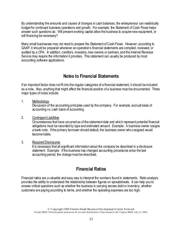 financial statements of small companies - Pinarkubkireklamowe