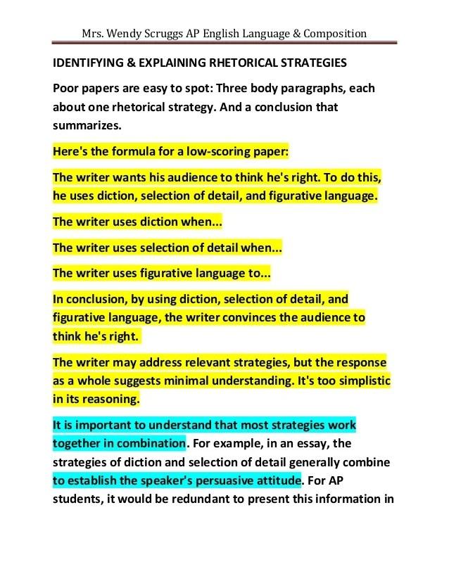 Writing Sample Essays