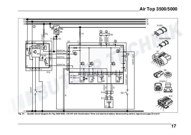 top 2000 wiring diagram webasto