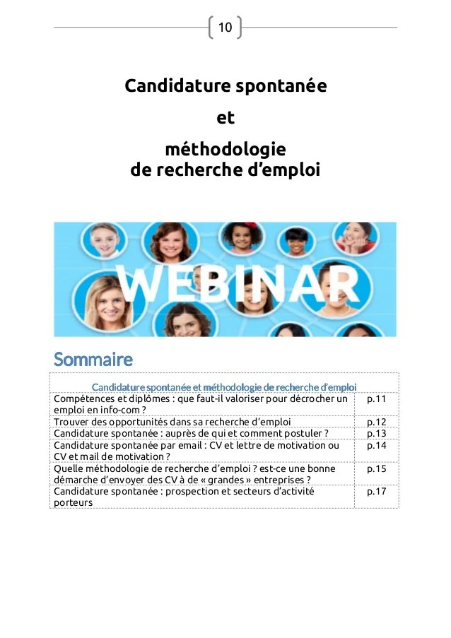 cv methodologie pole emploi