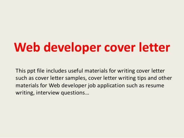 Qt Developer Cover Letter Research Investigator Cover Letter Sample Resume  Format For Experienced Web Designer