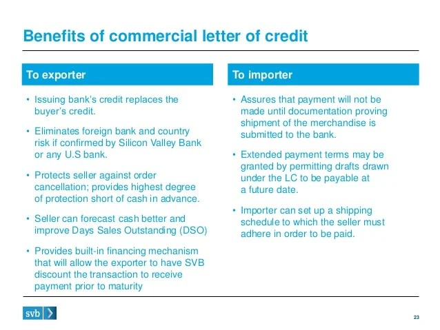 Letters Of Credit Glossary Corporate Funding Partners Global Expansion A Treasury Road Map Towards Cross Border