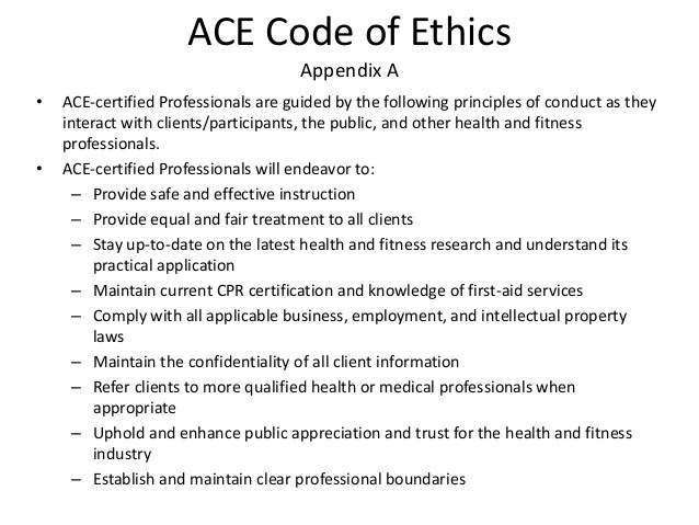 Code of Ethics and Professional Conduct with Examples - mandegarinfo - code of conduct example