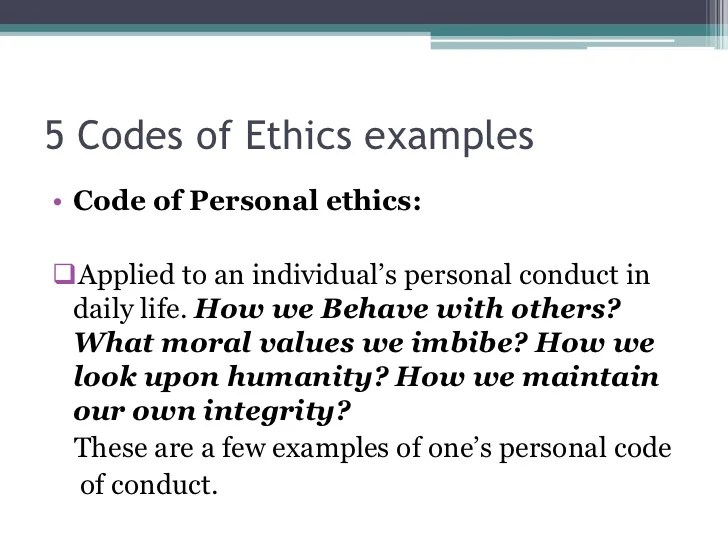 Code Of Conduct Example Code Of Conduct Examples Halliburton - Code Of Conduct Example