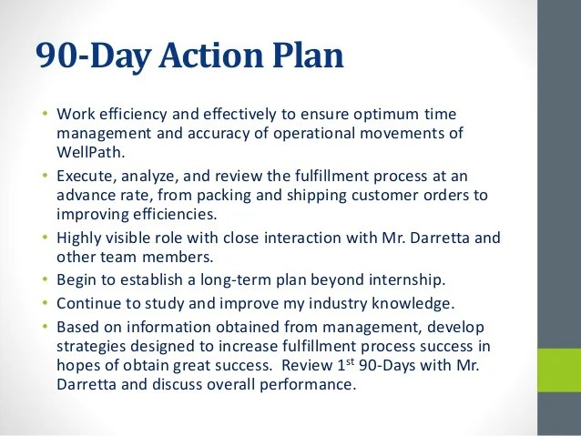 30 60 90 day transition plan template - Romeolandinez - 30 60 90 day action plan template