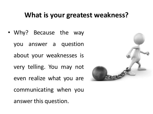what are your strengths interview answer