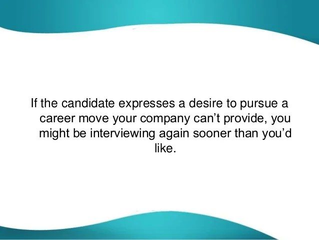 what are your career aspirations examples - Josemulinohouse