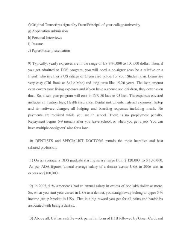 letter of recommendation for dental school admission - Akbagreenw