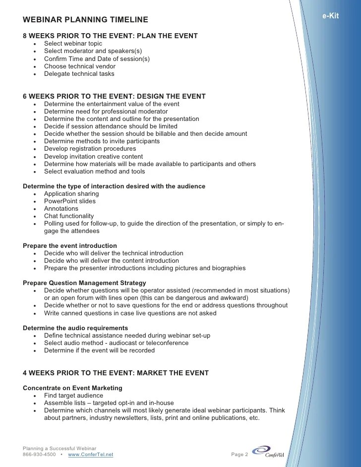 Template For Event Planning Checklist  Job Application Form For