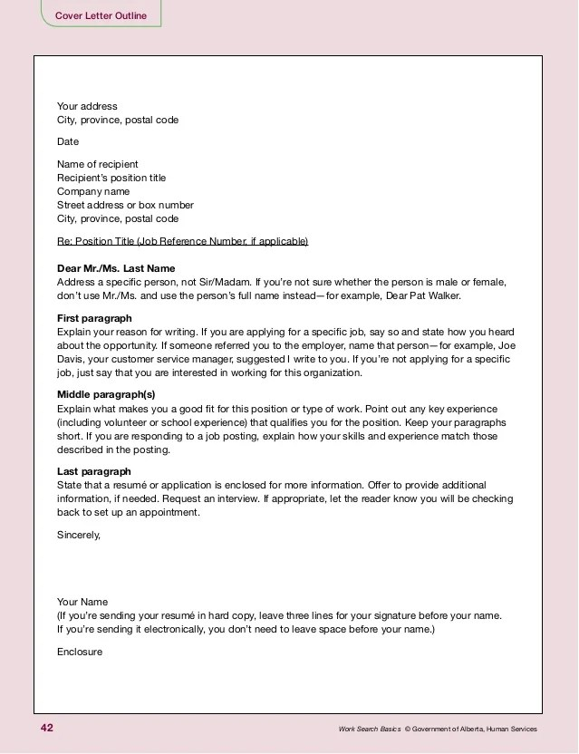 cover letter when you don t know the recipient - Akbagreenw
