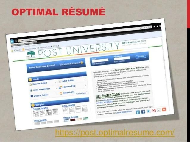 optimal resume suny oswego - Eczasolinf - optimal resume everest