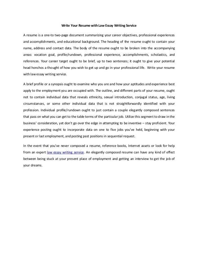 law essay writers - Selol-ink