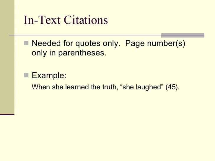 Literary Analysis Essay Quotes