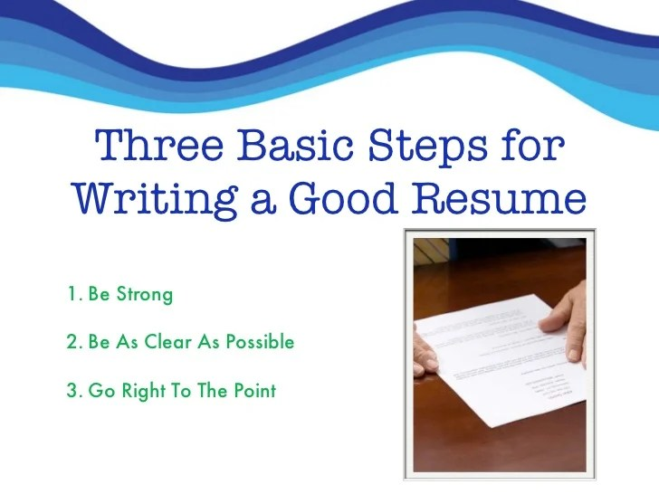 how to write an excellent resume - Josemulinohouse - how to write an outstanding resume