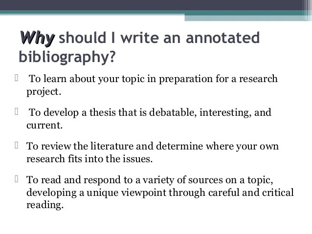 Critical annotated bibliography Essay Writing Service unessayhliu - annotated bibliography template