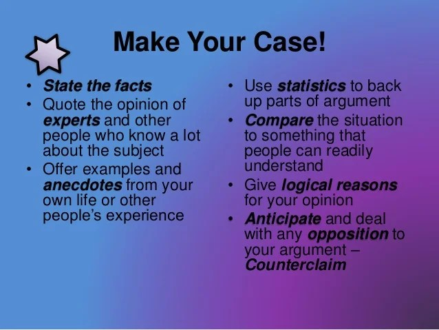 Can You Start An Argumentative Essay With A Quote
