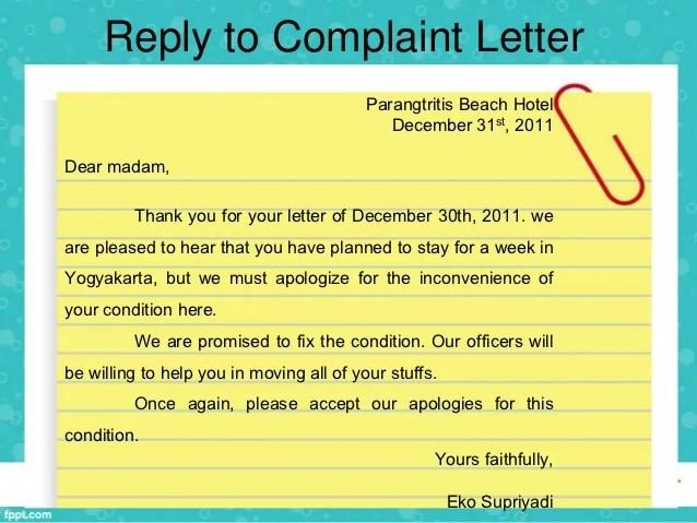 Letter To Claim Compensation For Poor Restaurant Service Writing Complaint Letter