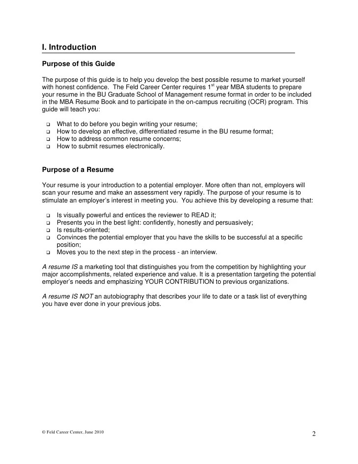 Pursuing Mba Resume Format Free Resume Example And Writing