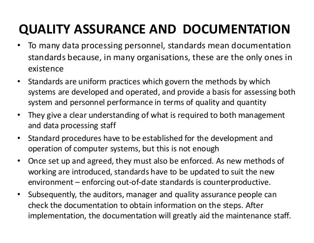 Resume Examples Quality Assurance Qa Manager Resume Sample Quality Assurance Manager Resume L9 Quality Assurance And Documentation