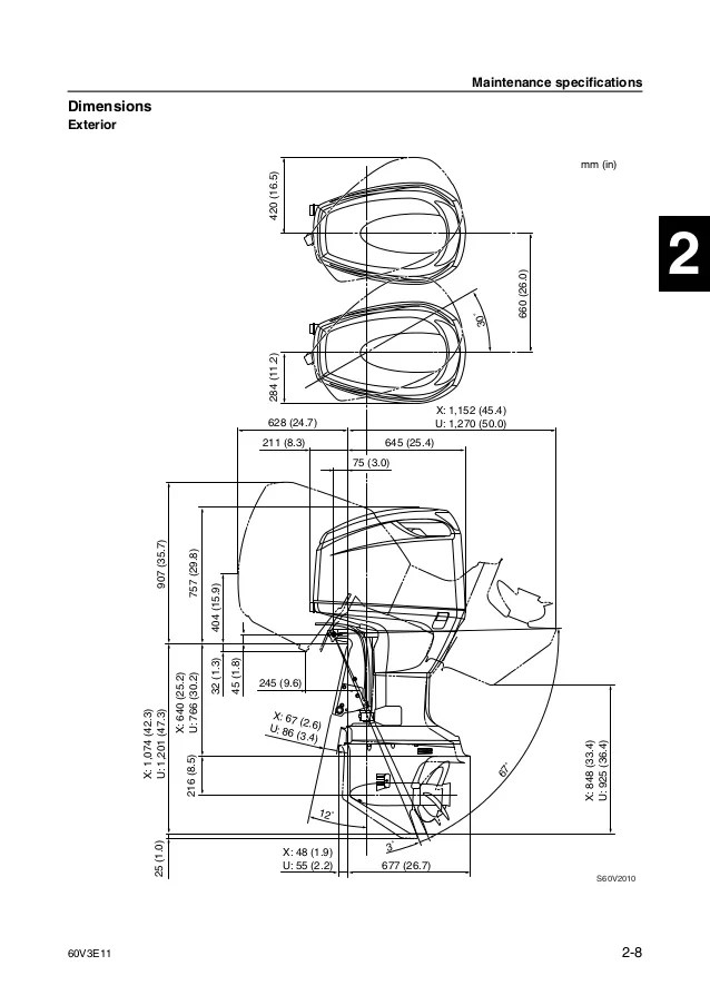 yamaha outboards diagrams