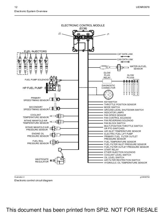 perkins 1106c wiring diagram