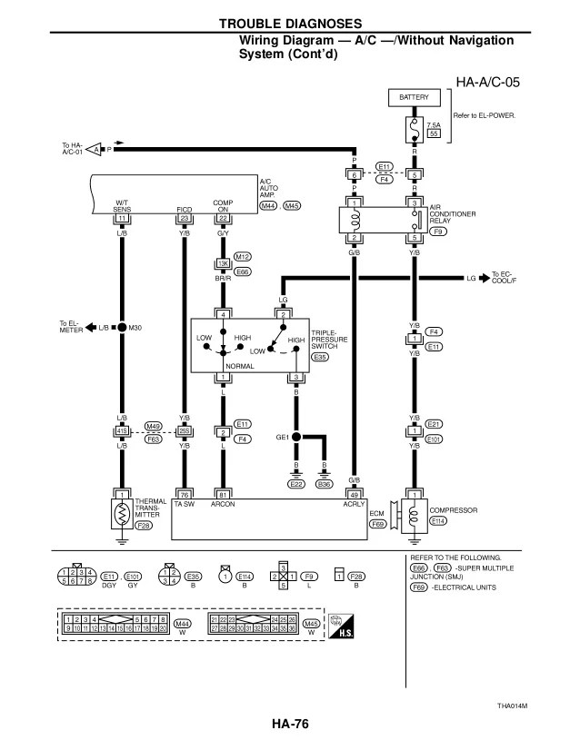 g35 coupe radio wiring diagram