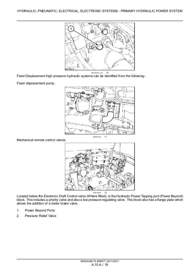case ih 140 puma wiring schematic