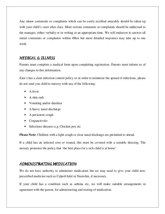 childminder cv sample - Manqalhellenes