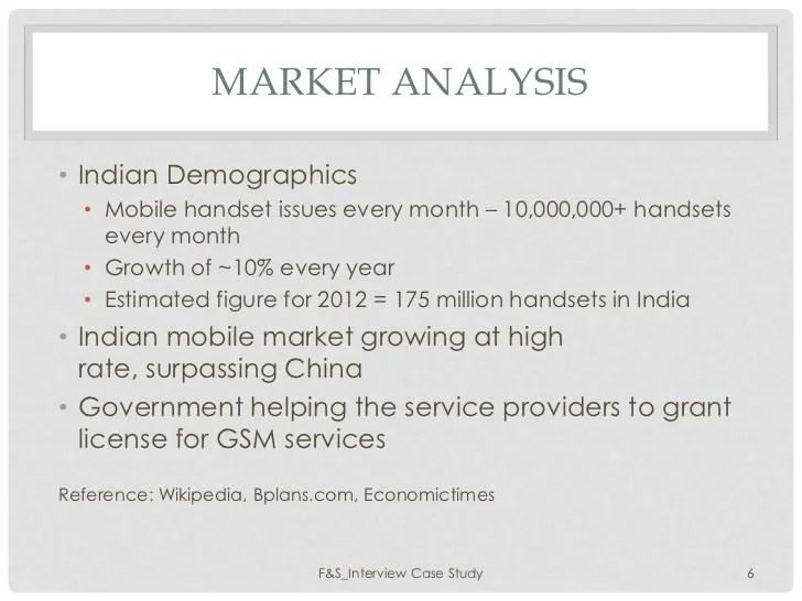 marketing analysis example - Josemulinohouse - market analysis example