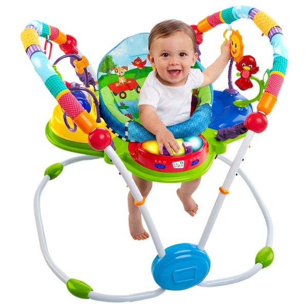 jumper baby toys