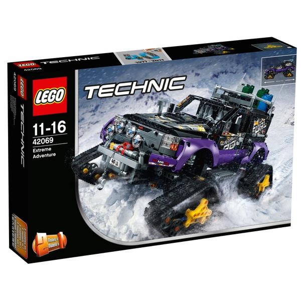 LEGO 42069 Technic Extreme Adventure Vehicle Construction Toy - LEGO