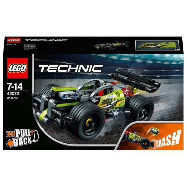 LEGO 42072 Technic WHACK! - LEGO Technic UK