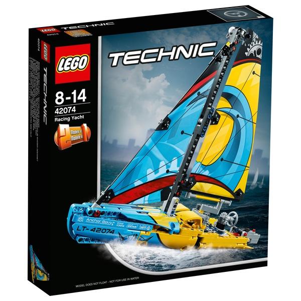 LEGO 42074 Technic Racing Yacht - LEGO Technic UK