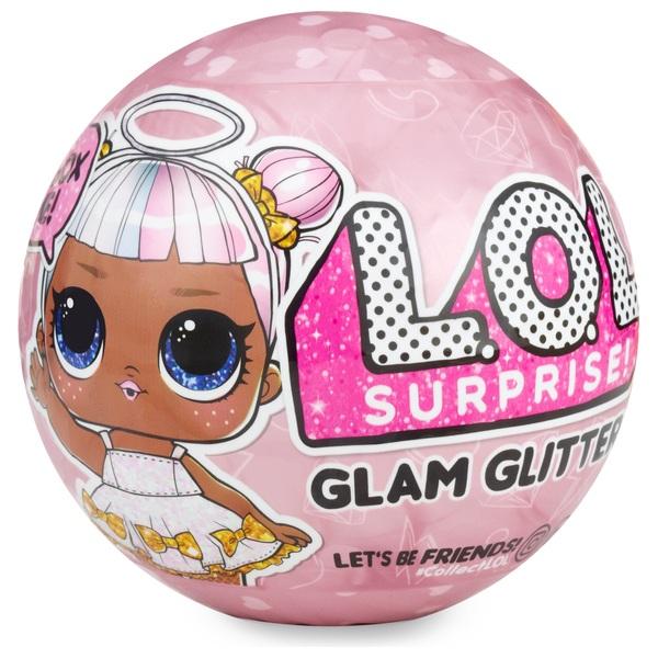 Lol Surprise Glam Glitter Series 2 Assortment Lo