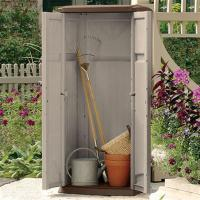 Suncast Vertical Storage Shed - 138479, Patio Storage at ...