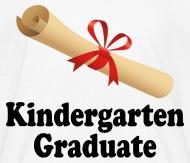 Homewise Shopper Kindergarten Graduation Kids Tshirt (diploma