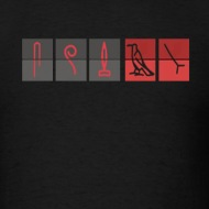 Home of the Shows Lost Countdown Symbols T-Shirt - Mens T-Shirt