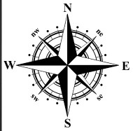 Compass Rose Black  White iPhone 7  8 Case Spreadshirt
