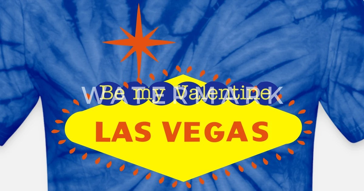 Custom Your Las Vegas Occasions Or Events Unisex Tie Dye T