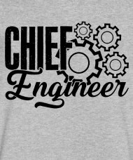 Chief Engineer Job Shirt Men\u0027s V-Neck T-Shirt Spreadshirt