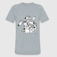 Lots Of Dogs - Dog T-Shirt | Spreadshirt