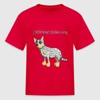 Cute Australian Cattle Dog - Dogs T-Shirt | Spreadshirt