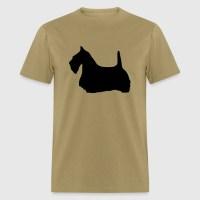 Scottish Terrier - Scottie Dog T-Shirt | Spreadshirt
