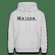 Sherlock Dr Watson MD by misha Spreadshirt